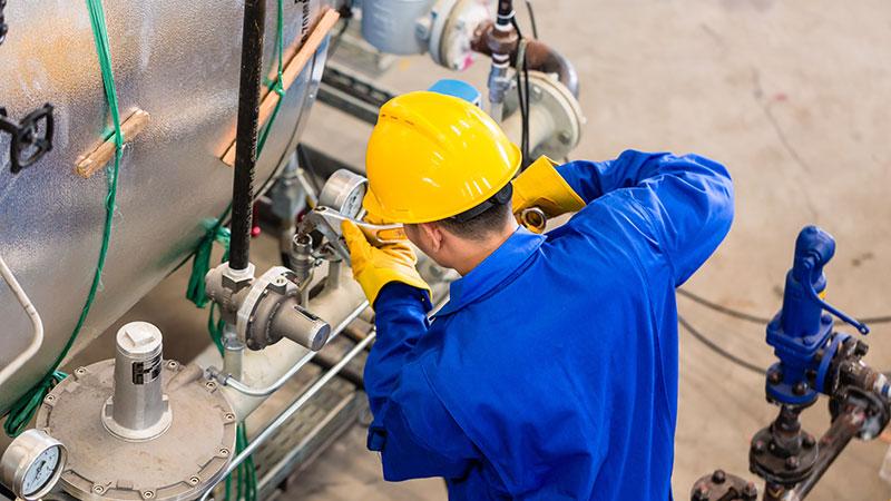 Activité maintenance industrielle